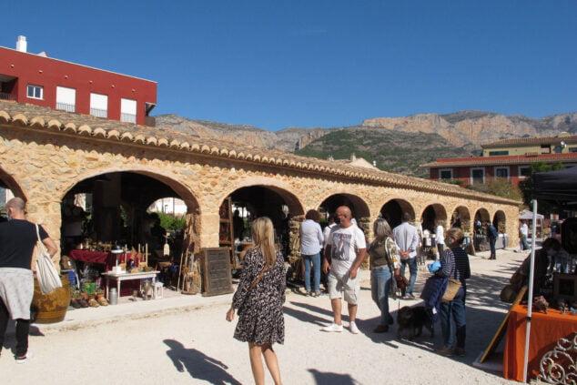 Imagen: Mercado del Riurau de Jesús Pobre