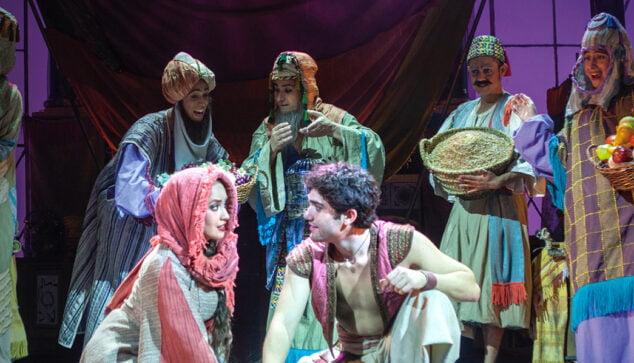 Image: Aladdin Musical