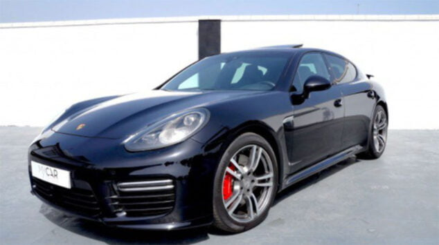 Image: Porsche Panamera - MY CAR Select Autos