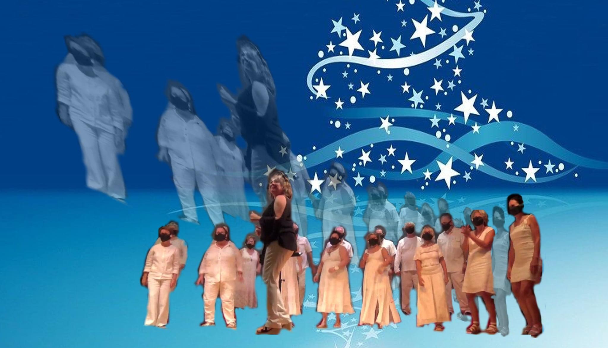 Cover del concerto di Natale del Grup Polifònic Cadenza