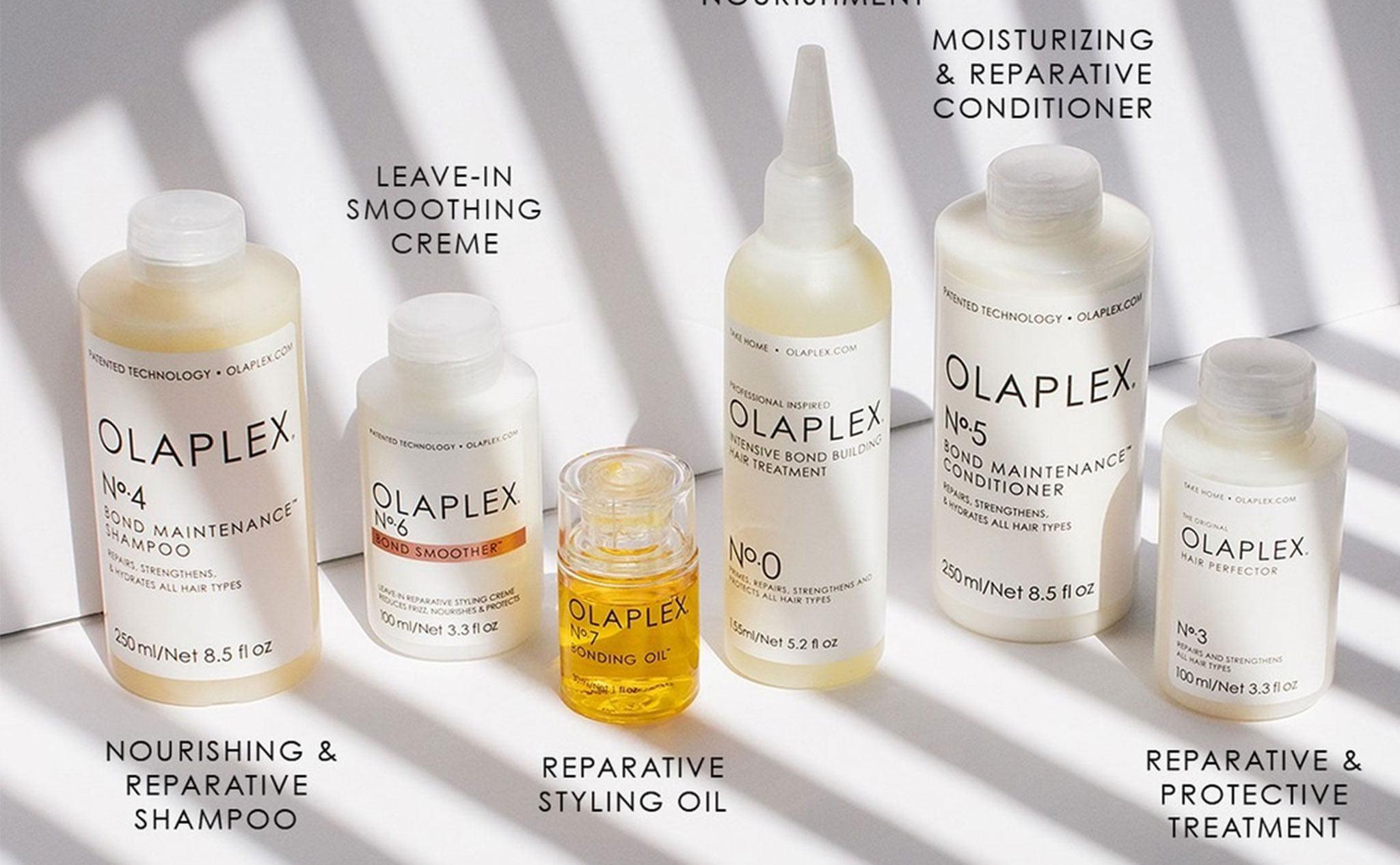 Comprar productos Olaplex en Dénia – The Reference Studio