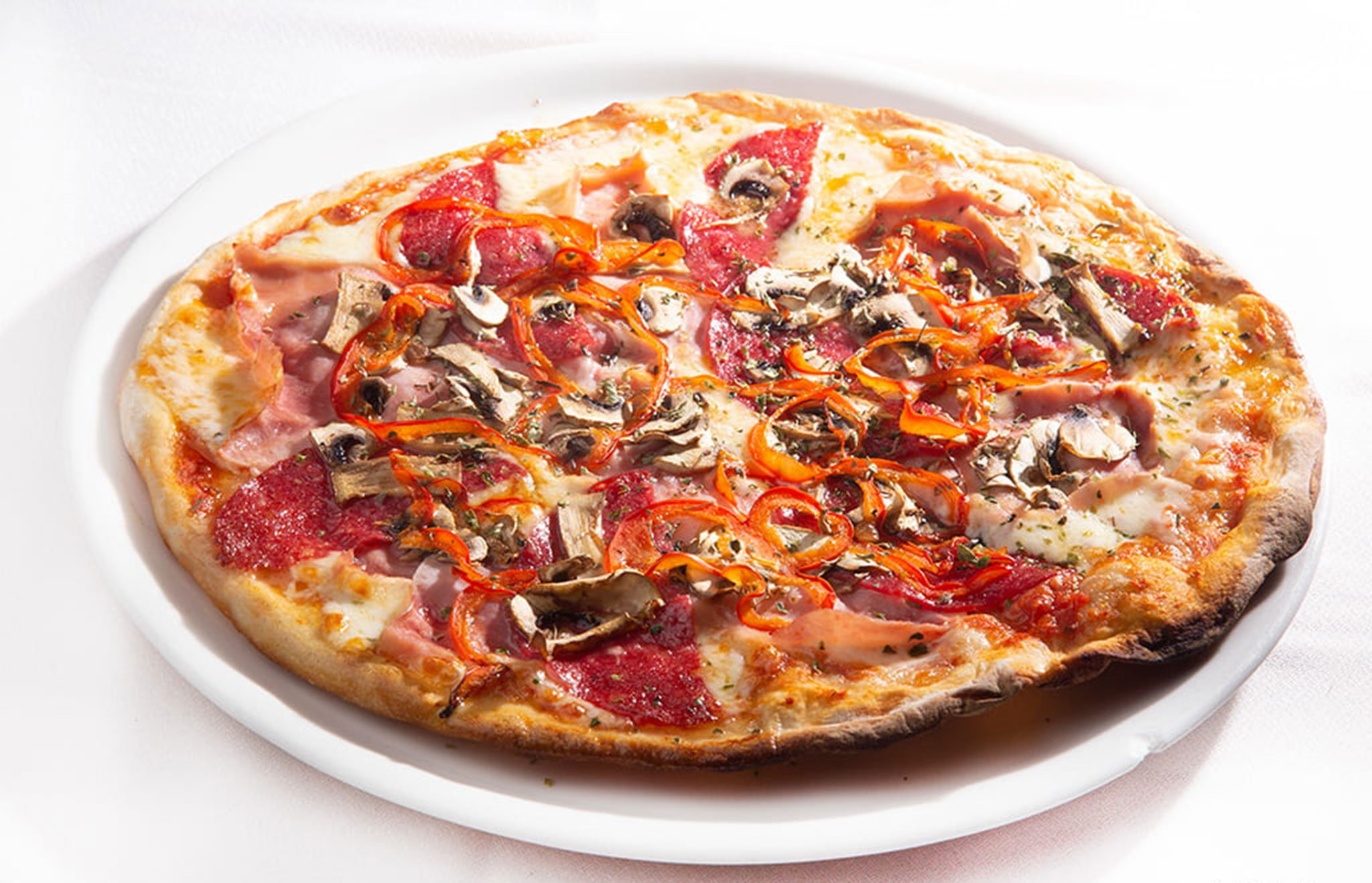 Pizzas à emporter à Dénia - Sandunga 52