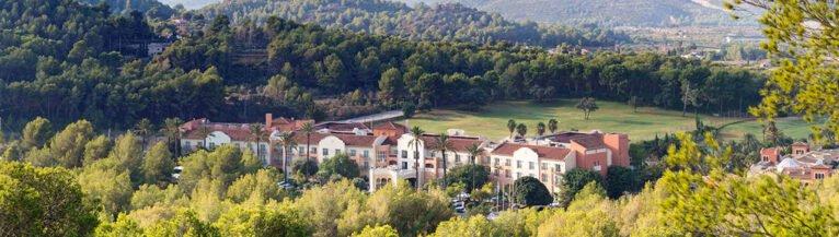 Vista general de Hotel Dénia Marriott La Sella Golf Resort & Spa