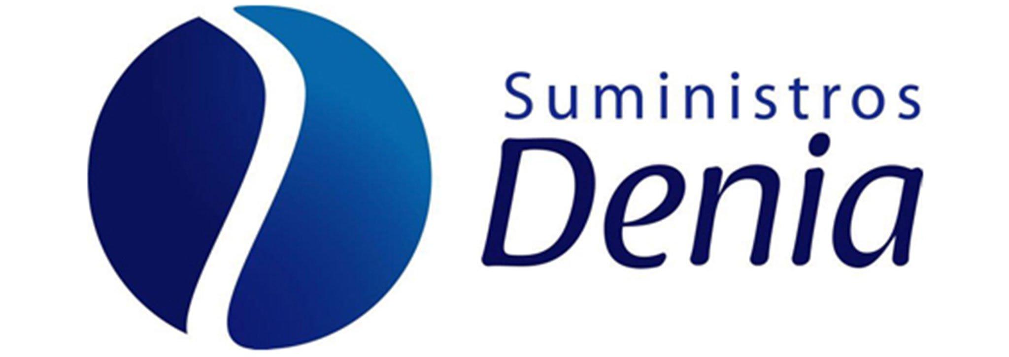 Logotipo de Suministros Denia
