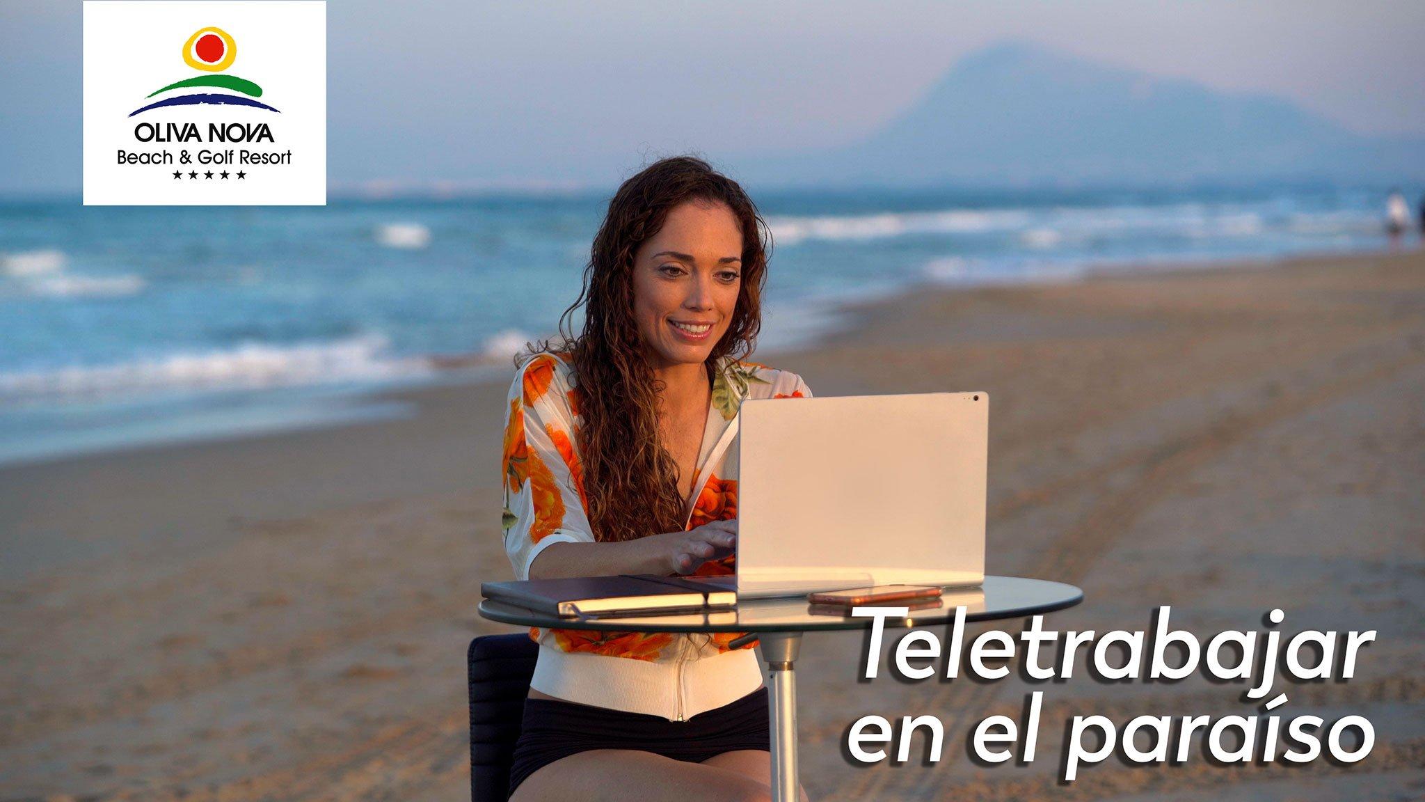 Teletrabajo – Oliva Nova
