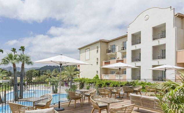 Image: View of Hotel Dénia Marriott La Sella Golf Resort & Spa