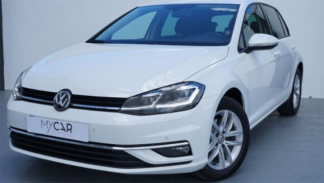 Image: VOLKSWAGEN Golf 1.6TDI Business and Navi Ed. DSG7 85kW - MY CAR Select Autos