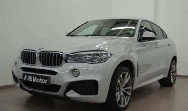 Imagen: BMW X6 xDrive50i 5p. - AB Motor