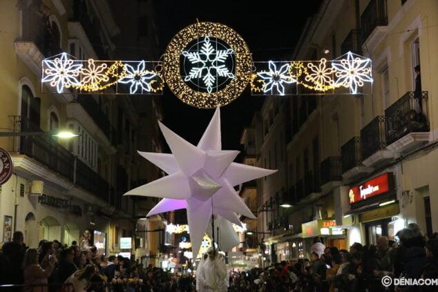 Imagen: Cabalgata de los Reyes Magos de 2020