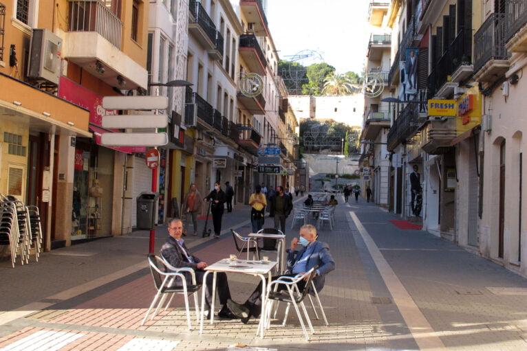 Calle Diana 2020