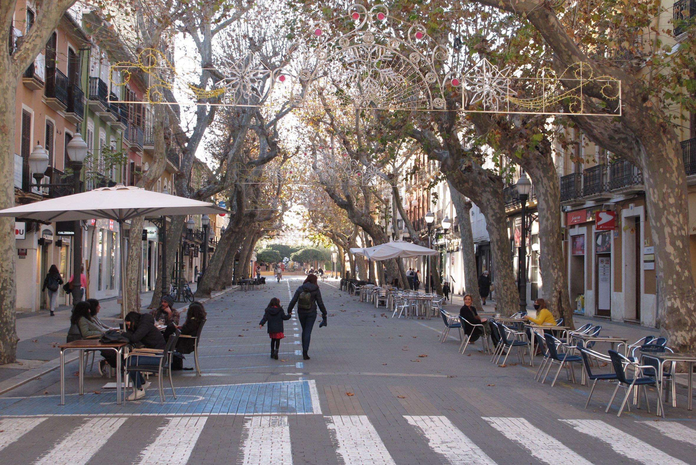 Calle Marqués de Campo 2020