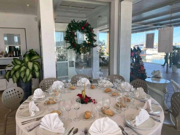 Imagen: Salón de Restaurante Balandros