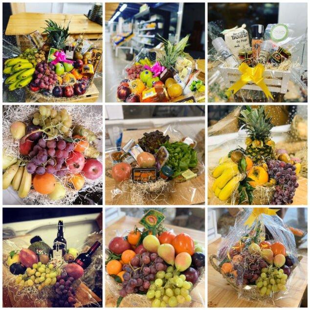 Imagen: Cestas de fruta en Dénia - La Nau d'Orozco (Frutas y verduras Orozco)