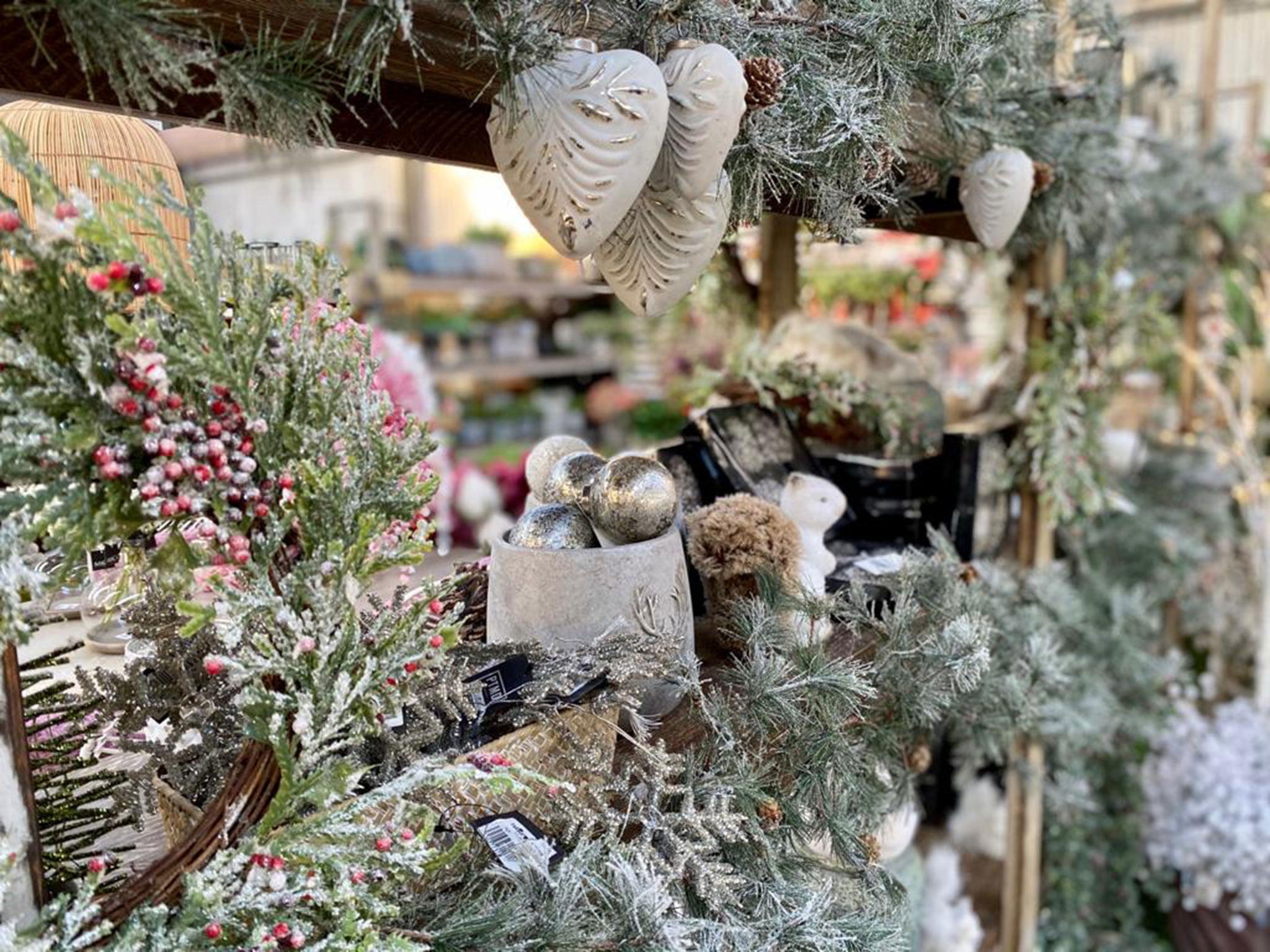 Comprar detalles y decoración navideña en Dénia – Natura Garden