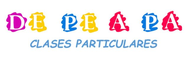 Imagen: Logotipo De Pe a Pa Clases Particulares