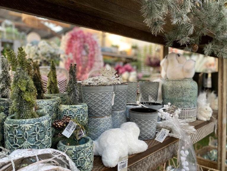 Detalles y decoración navideña en Dénia - Natura Garden