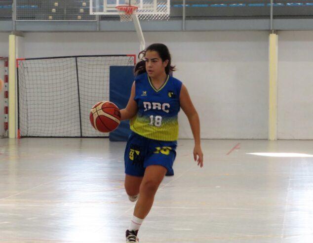 Imagen: El equipo infantil femenino vence en Vergel