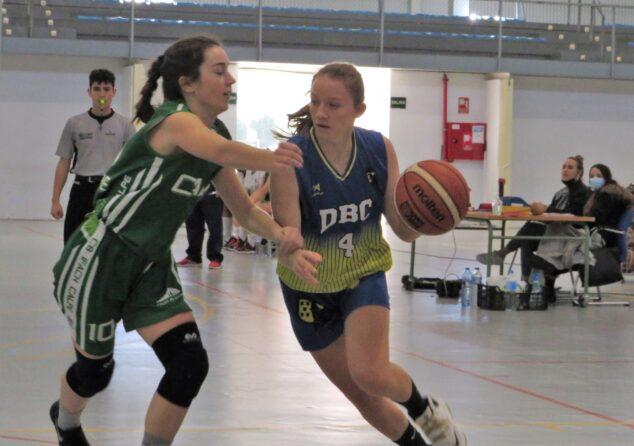 Imagen: El Junior femenino jugó en el Paidos