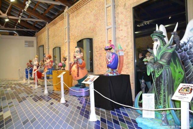 Imagen: Exposición de Ninots de 2019