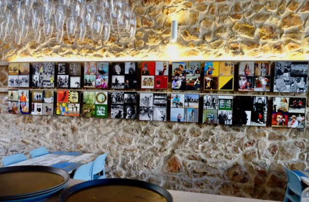 Image: Photographic exhibition of John Lillie in 'Al Forn'