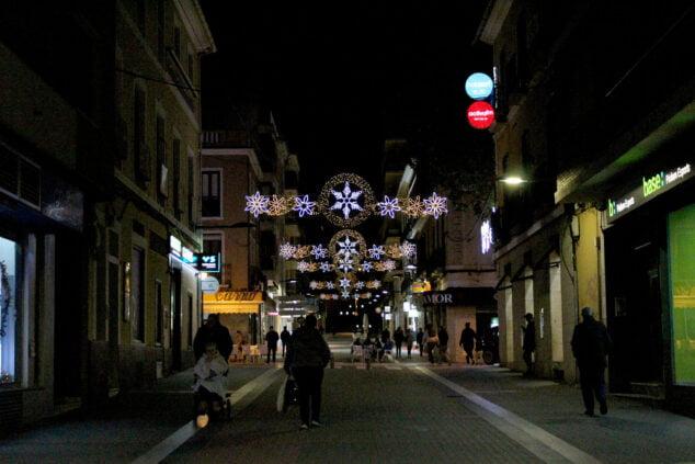 Imagen: Iluminación de Navidad en Dénia