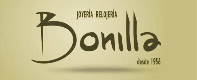 Imagen: Logotipo de Joyería-Relojería Bonilla y Platería Argent