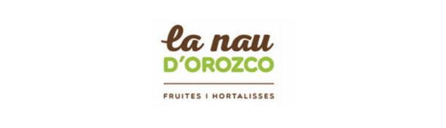 Imagen: Logotipo de La Nau d'Orozco - Frutas y verduras Orozco