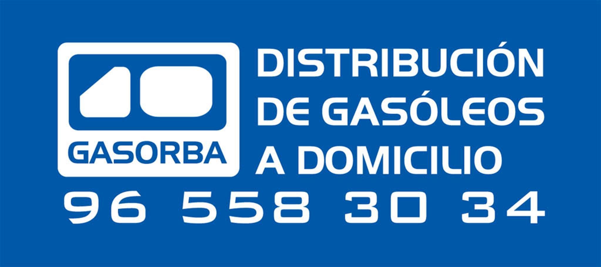 Logotip de Gasorba