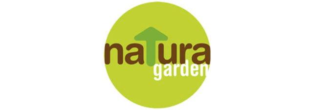 Imagen: Logotipo de Natura Garden