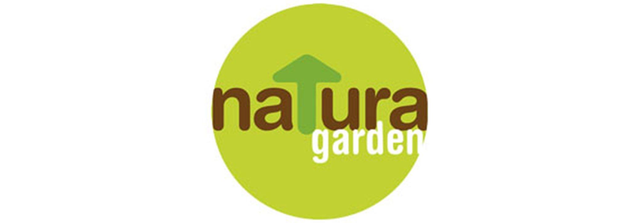 Logotipo de Natura Garden