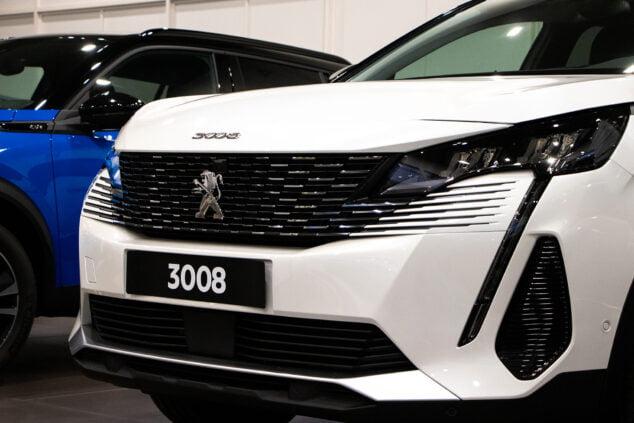 Imagen: Nuevo Peugeot 3008 en Peumóvil