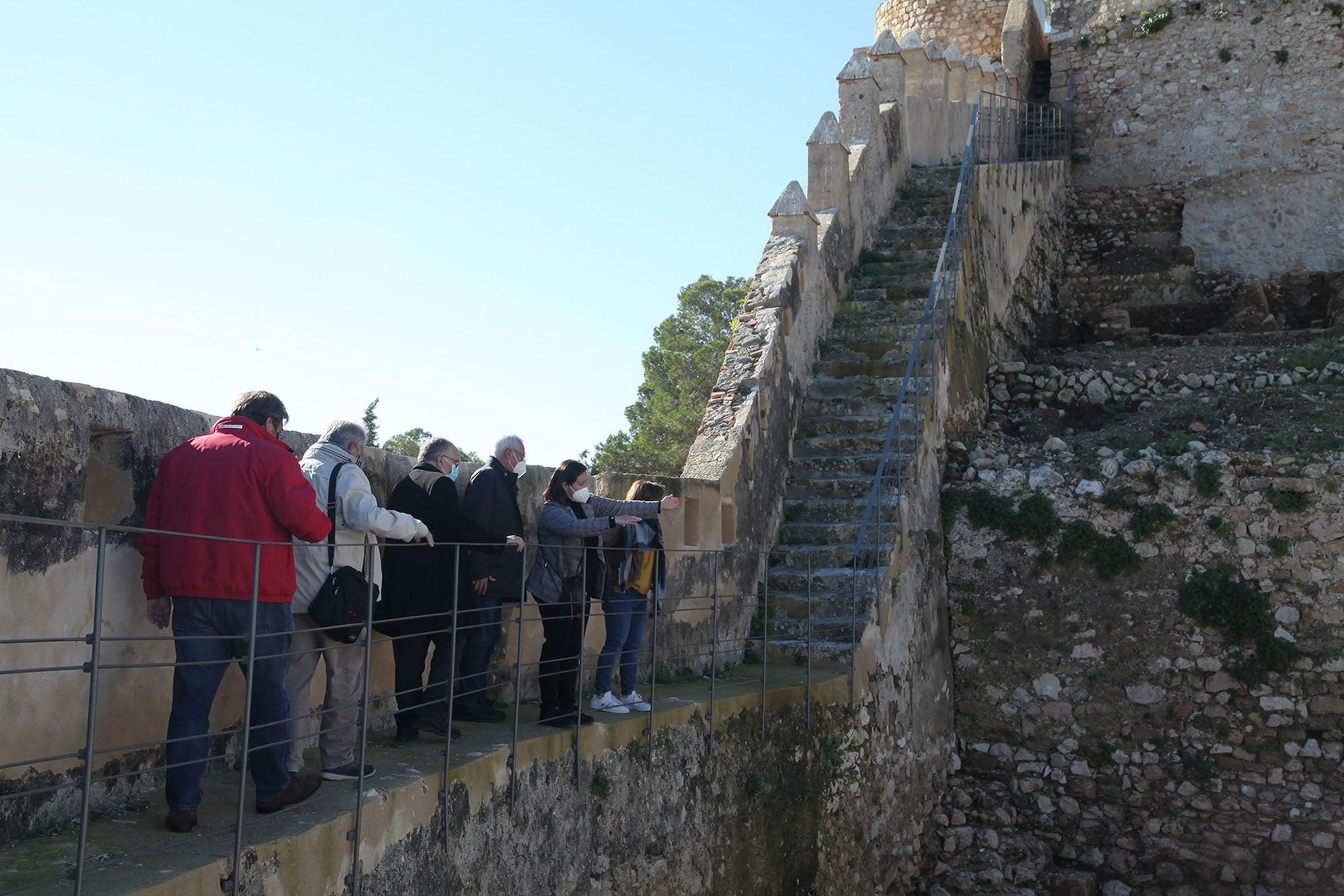 Neue Rundstrecke des Schlosses mit 2.000 m mehr