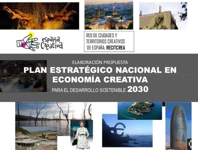 Imagen: Plan Estratégico de Economía Creativa