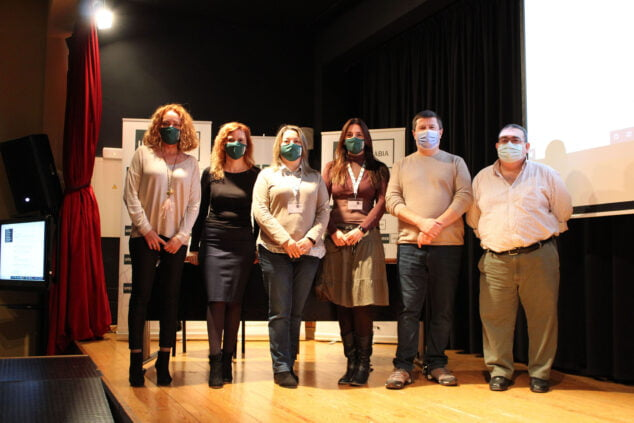Image: Speakers of the Week against Gender Violence of UNED Dénia