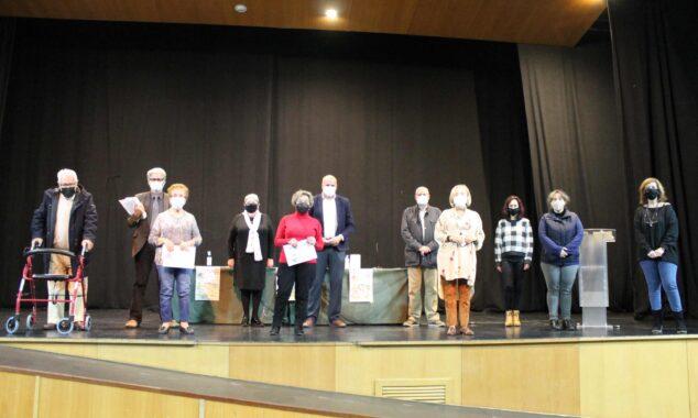 Imatge: Premiats al Concurs de relat curt