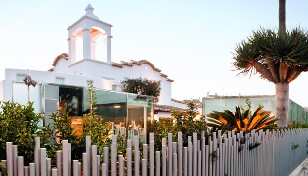 Imagen: Restaurante Quique Dacosta en Les Marines