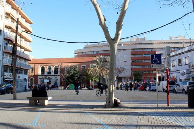Imagen: Solar de Marqués de Campo donde tendrá lugar el futuro proyecto