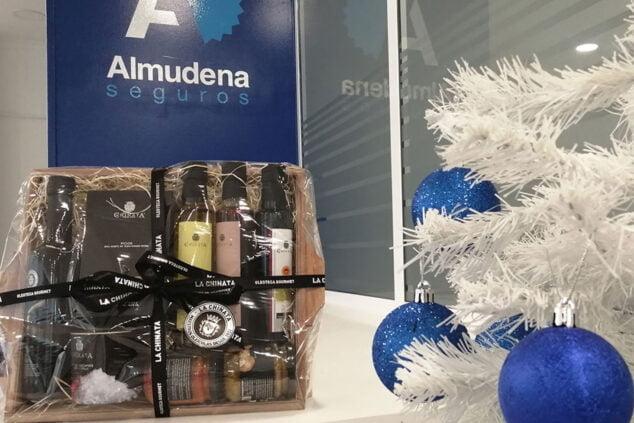Imagen: Gana una cesta ecológica por reciclar - Almudena Seguros Dénia Benidorm Altea