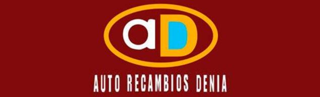 Imagen: Logotipo de Auto Recambios Denia