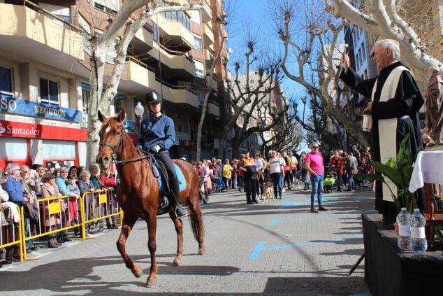 Image: Bénédiction des animaux à Sant Antoni 2020