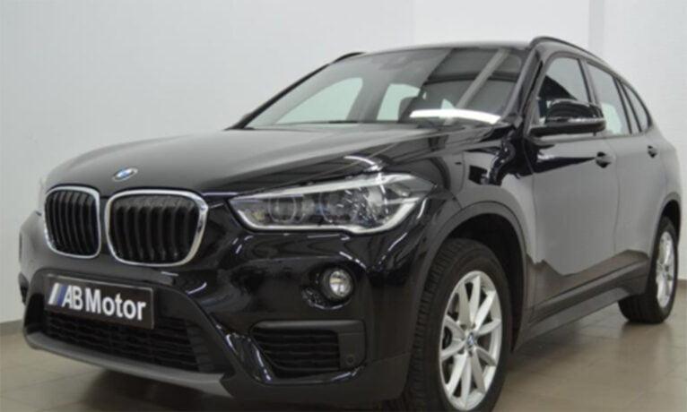BMW X1 sDrive18dA 5p. - Moteur AB