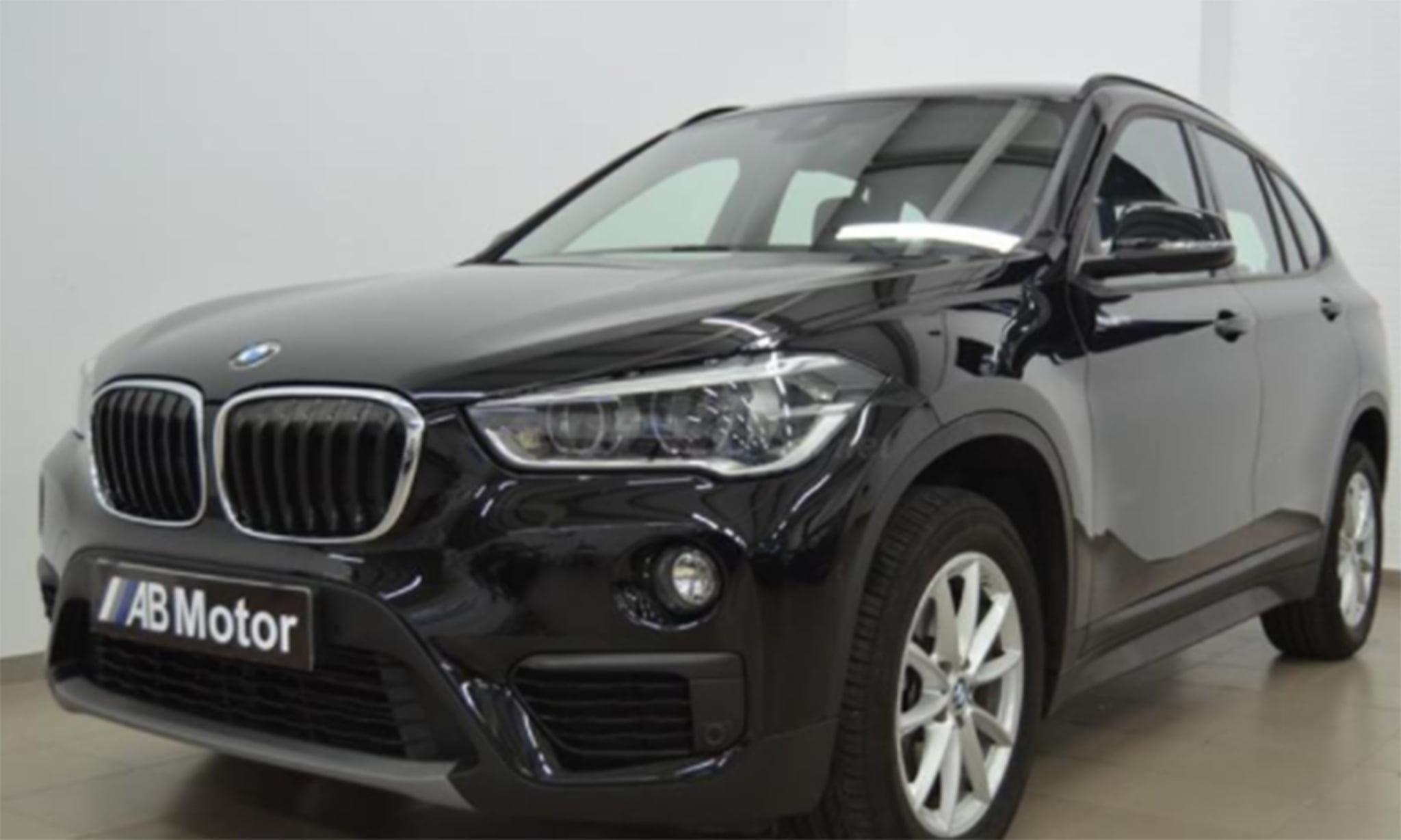 BMW X1 sDrive18dA 5p. - AB Motor