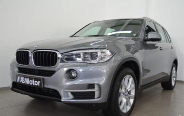 Imagen: BMW X5 xDRIVE30d 5p. - ab-motor