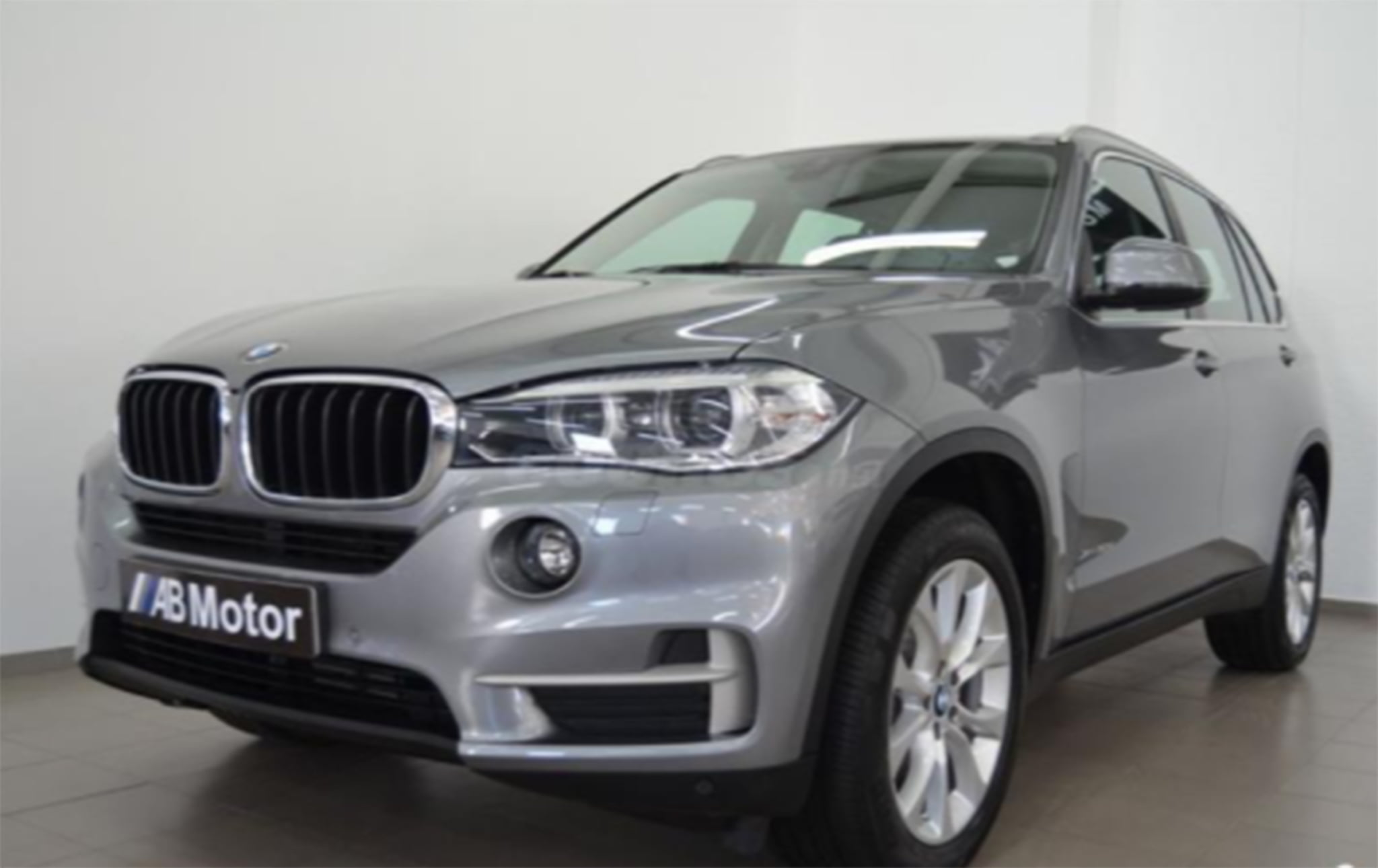 BMW X5 xDRIVE30d 5p. - ab-motor