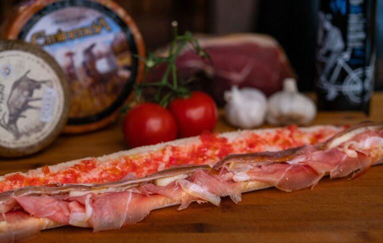 Sandwich Flipao - El Mosset