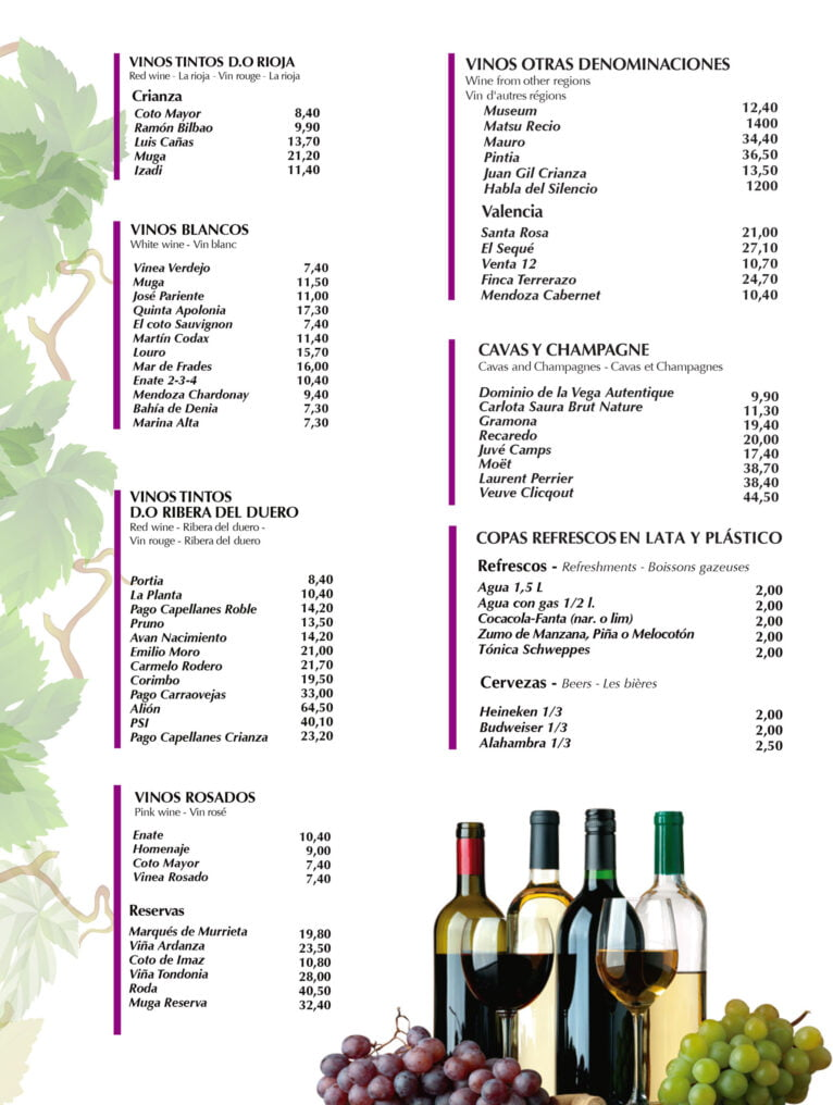 Wines and winery to take away and home in Dénia - Bodega del Puerto