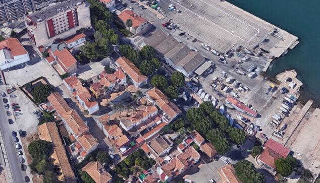 Image: Rue Castell d'Olimbroi à Dénia