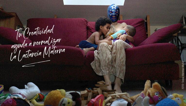 Poster Concours photographique d'allaitement 2021