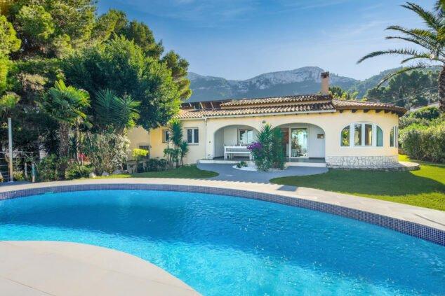 Image: Maison en location de vacances à Dénia pour six personnes - Aguila Rent a Villa