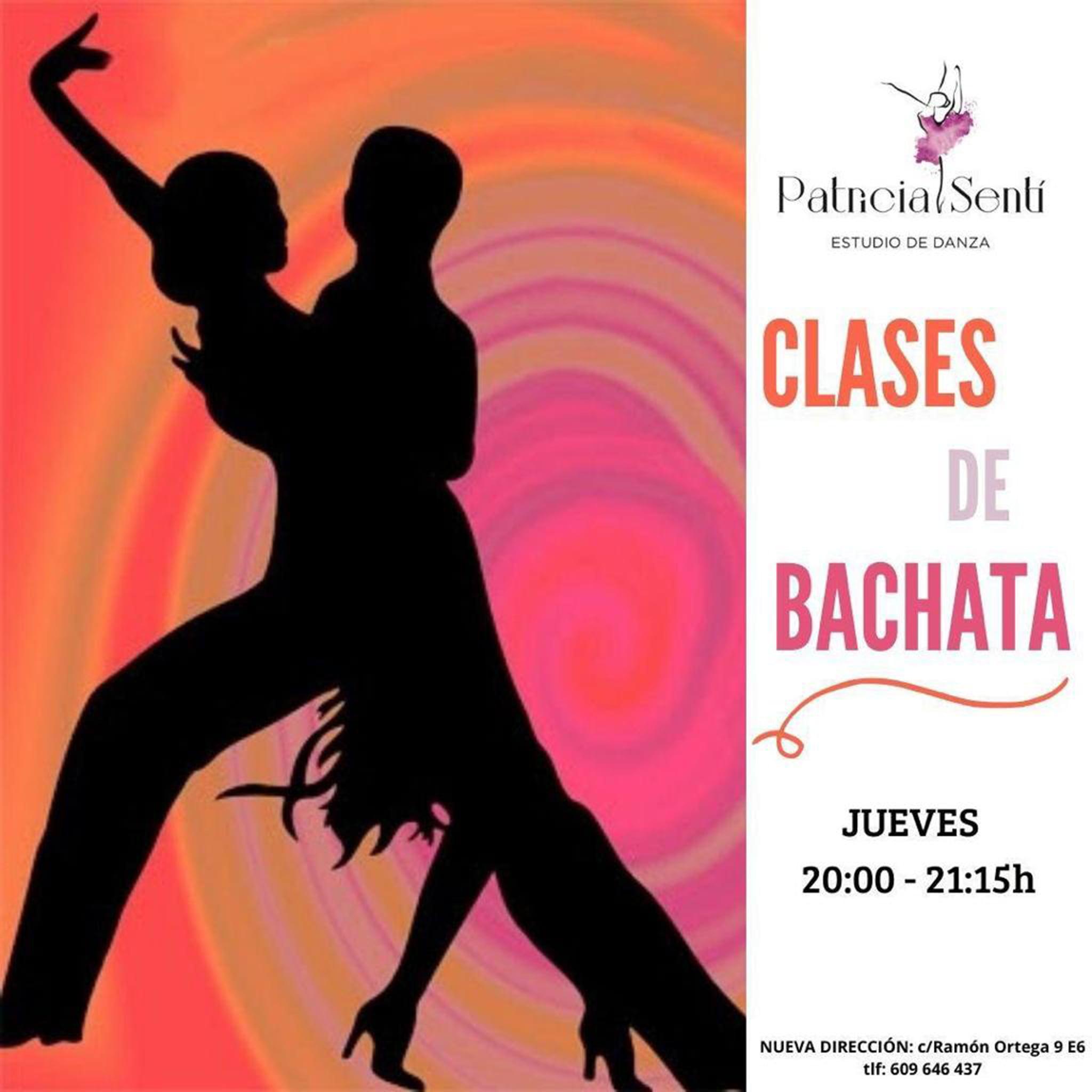 Bachata classes in Dénia - Patricia Sentí Dance Studio